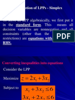 Basic Feasible Solutions of LPPs Are Corner Point Solutions