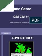 GameDesign_03_GameGenre
