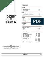 Checkliste Oecga Oecgd c152