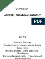 Brand Basics Notes 1