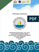 Proposal KKN ENJ Unsoed 2019