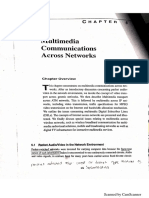 Multimedia Communication Across Network
