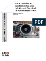 Level 3 Diploma in Aircraft Maintenance (Civil Aircraft Electrical and Avionics) ( PDFDrive.com )