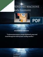 physics final project presentation
