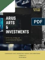 Arius Arts & Investments