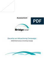 CA Develop an Advertising Campaign