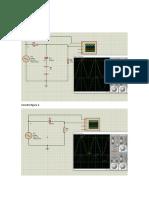 simulación diodos