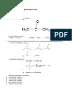 Soal Senyawa Karbon-benzena
