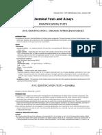 87 191 Identification Tests General