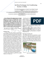 Ground Coupled Heat Exchanger Air Conditioning System a Study