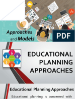Educational Planning (Felipe)