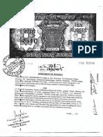 J S POWAR Rent Agreement