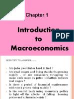 Unit 1 Chapter 1 Fundamentals of Macroeconomics