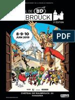 Festival de la  BD au château de Malbrouck