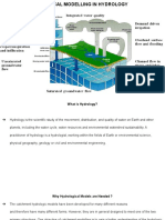 Numerical Modeling in Hydrology