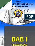 Referat Yulianus Anang BRA