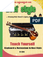 Keyboard Harmonium Lessons eBook ID-3366