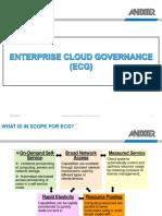 Enterprise Cloud Governance