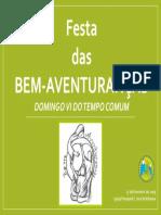 Festa Bem-Aventuranças 2019