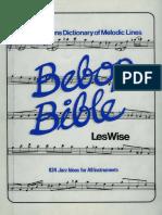 Bebop Bible