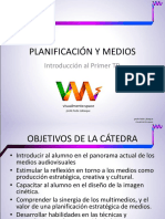 Clase2 Planificación y Medios Audiovisuales