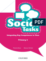 Social Task key competences in classroom