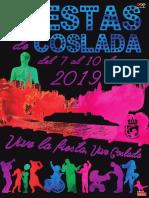 Fiestas de Coslada 2019