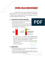 Belibis A17-Menhitung Hematokrit