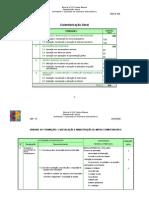 Planificação Anual  - CEF T3