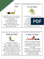 Lecturas Para Velocidad Lectora