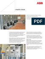 Electrical Systems Health Check(PRS124b)