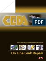 CEDA OnLine Leak Repair