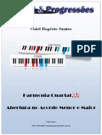 Harmonia Quartal - Oziel Santos