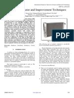 Basics of Radiator and Improvement Techniques