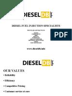 Dieseldb Presentation