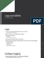 08 - SIM and Log Aggregation