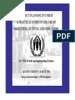 unhcr project planning.pdf