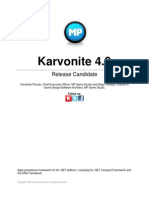 Karvonite Overview
