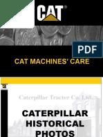 CAT Machine Care 02