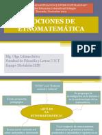 Nociones de Etnomatemc3a1tica (1)