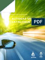 Autogas Vehicles Catalogue 2018
