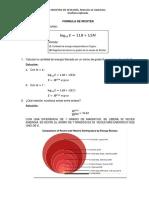 formulas. Clase 1