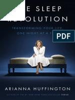 Sleep Revolution Sleep Quality Questionnaire