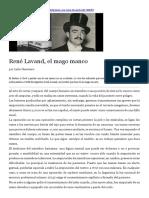 René Lavand
