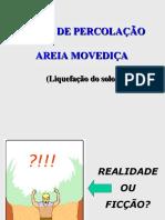 6.1 - Gradiente Hidráulico Crítico