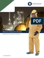 Refinery Brocure -ES