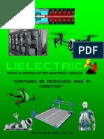 Revista LIELECTRIC CA EDICION 2- 2017