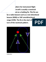 Holding Pattern Theory