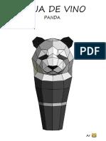 Wine Box Panda