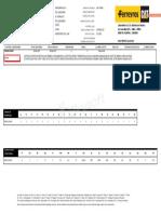 Analisis Ferreyros Muestra de Aceite SN 150-Hidraulico HH